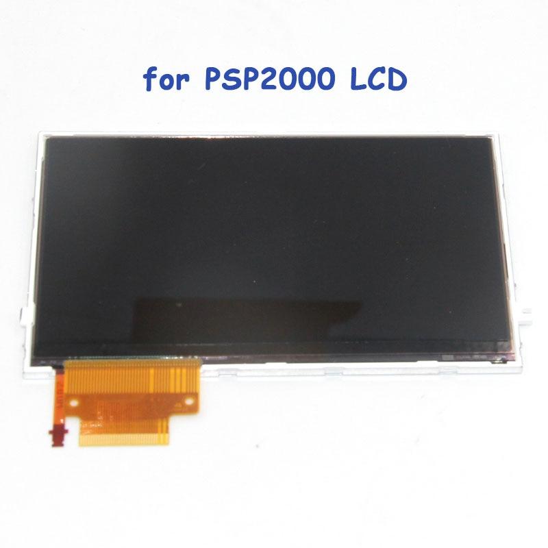 Original nuevo Compatible para PSP 2000 host pantalla LCD para psp2000 lcd pantalla para psp2000 sin fijación muerta