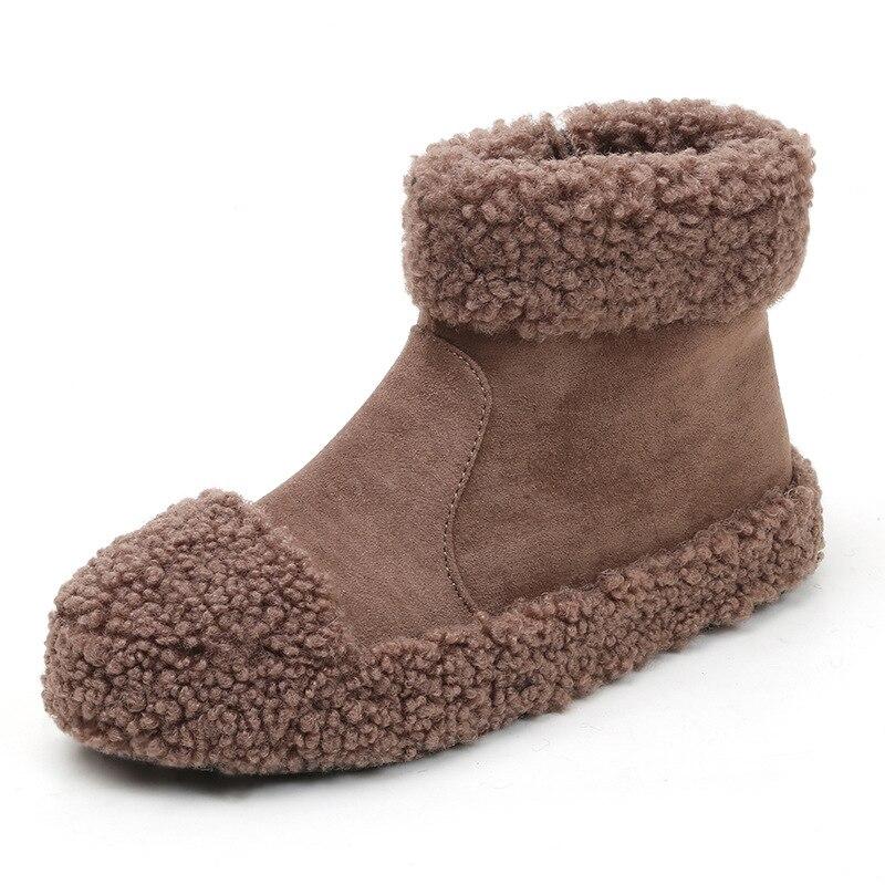 2019 novas senhoras botas de inverno botas de neve de inverno para as mulheres bota mujer de pelúcia