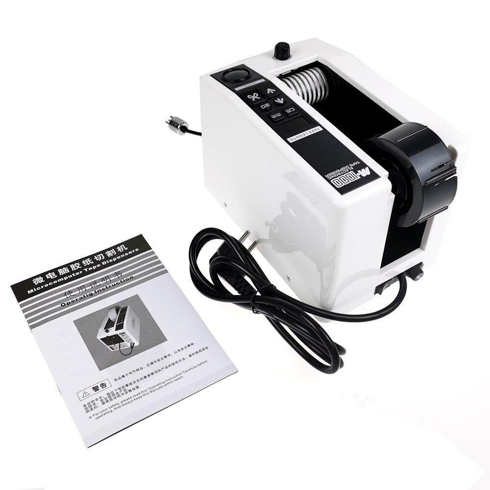 Auto Tape Cutter Automatic Packing Tape Dispenser M-1000 Tape Cutting Machine Electrical Tape Dispenser high quality auto tape cutting machine tape dispenser zcut 2