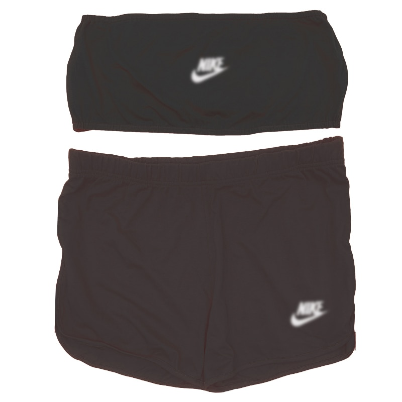 With White Logo Brand Fashion Stretch Waist Casual Shorts Woman  High Waist Black Shorts Beach Sexy Short Women'S Clothing