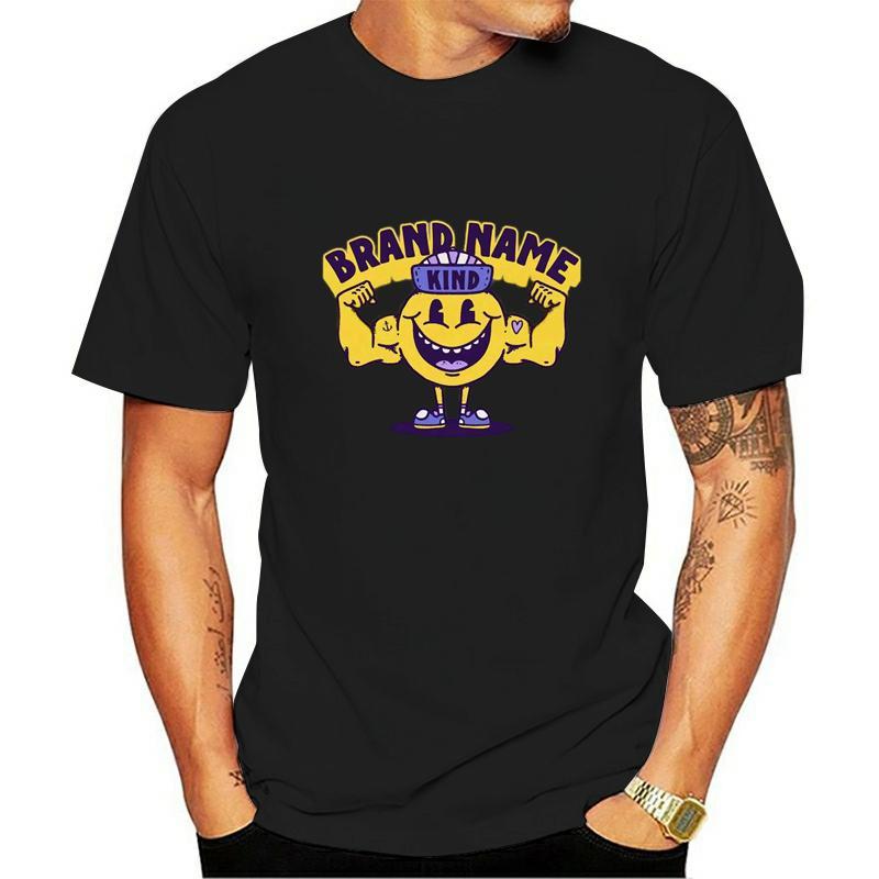 Camiseta de manga corta para hombre y mujer de camisa con estampado...