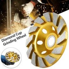 Disque pour meule diamant, en forme de bol, pour meulage, béton, granit, pierre, céramique, disque pour outils électriques 4