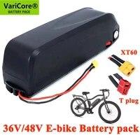 varicore 36v 48v 18ah 21ah 18650 ebike battery hailong case with usb 500 1000w motor bike conversion kit bafang electric bicycle