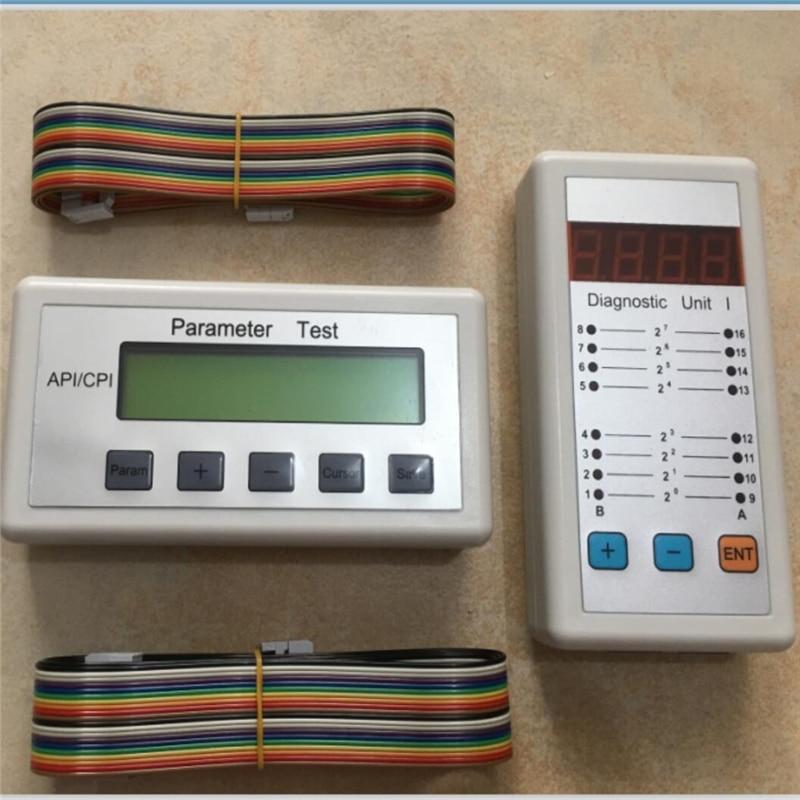 لأداة خدمة المصعد ، وأدوات التشخيص ، API/CPI اختبار المعلمة + وحدة التشخيص