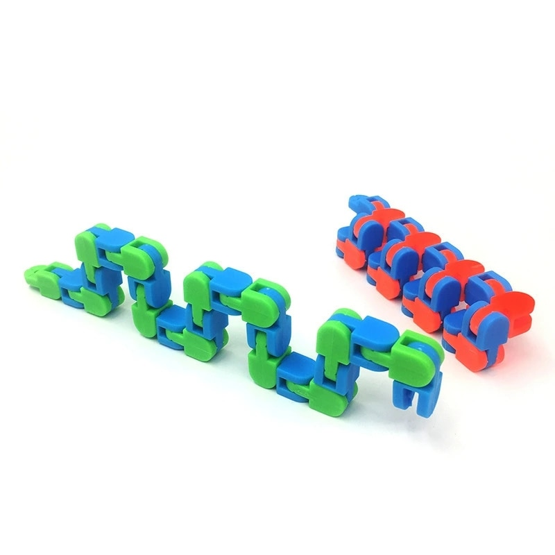 Interseting Combination 90 Pieces Extrusive-Solving Fidget Kids Toys 2020 Hot Selling Various Styles  Set Wholesale enlarge