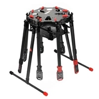 tarot rc x8 ii fpv frame kit tl8x000 pro 8 axle camera drone rack aerial photography aircraft frame for diy rc octocopter