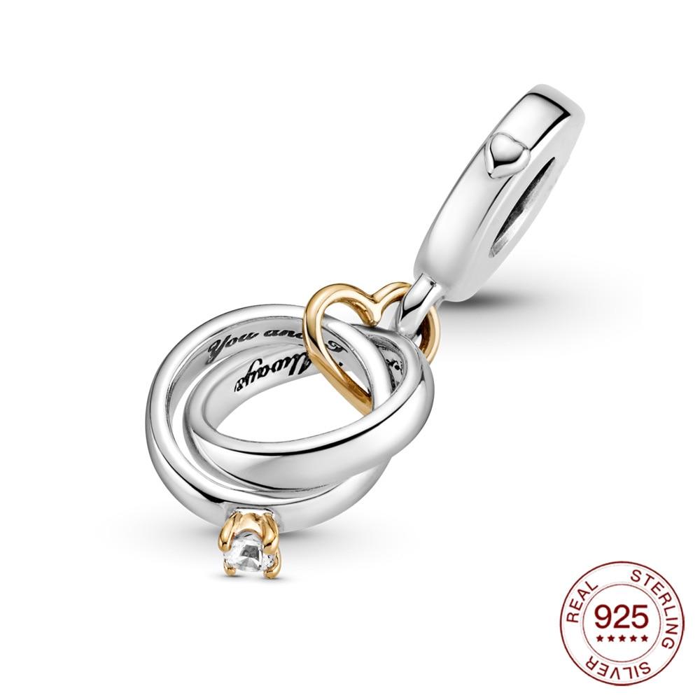 Женское-двухцветное-обручальное-кольцо-pandora-серебро-925-пробы