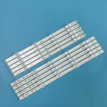 LED Backlight strip 9 lamp For LG INNOTEK POLA2.0 42 TV T420HVN05.0 T420HVN05.2 42LN5300 42LN5406-ZA 42LN5300 42LN5750