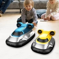 2021 mini rc electric small speedboat toy modeling portable light remote control boat hovercraft childrens toys for kids gift