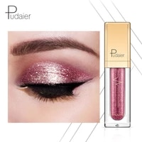 special for pudaier18 color dazzling shadow diamond eye shadow pearlescent shadow liquid foreign trade hot sale