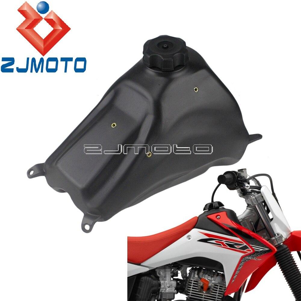 Motorcycle Fuel Oil Tank For Honda CRF 230 CRF230F 2015-2019 Dirt Bike Motocross Gas Tank
