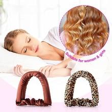 New Arrival Heatless Curling Rod Headband No Heat Curls Ribbon Hair Rollers Sleeping Soft Hair Curle