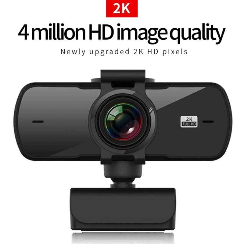Фото - Веб-камера 1080P HD мини Камера компьютерная веб-камера для ПК Камера С микрофоном Вращающийся Камера s для прямой трансляции видео веб-камеры П... веб камера