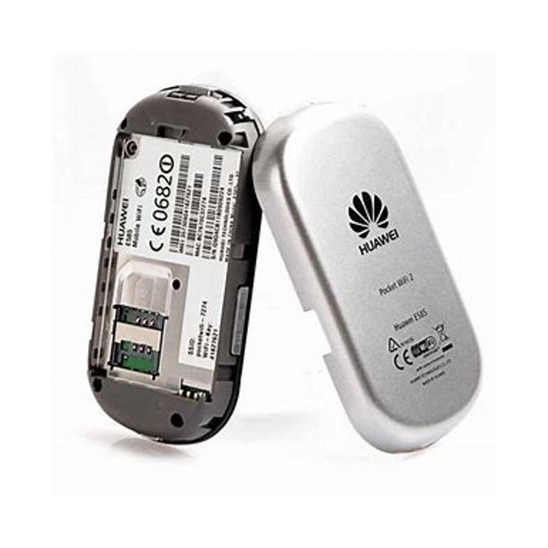 10pcs Second Hand Huawei E585 Portable 3G HSDPA MIFI WIFI Mobile Broadband Wireless Modem Router 7.2Mbps enlarge