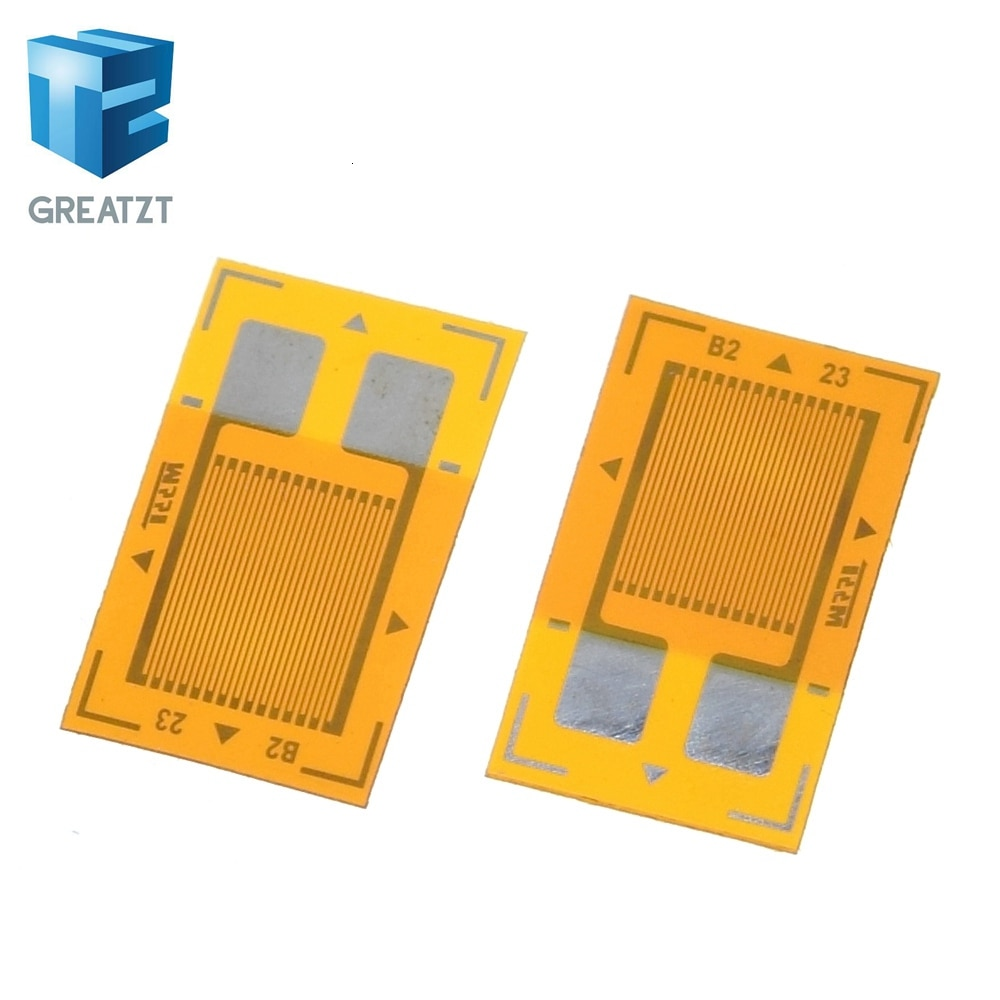 10 шт./лот BF350-3AA BF350 прецизионный резистивный тензодатчик/Датчик давления/датчик нагрузки для Arduino