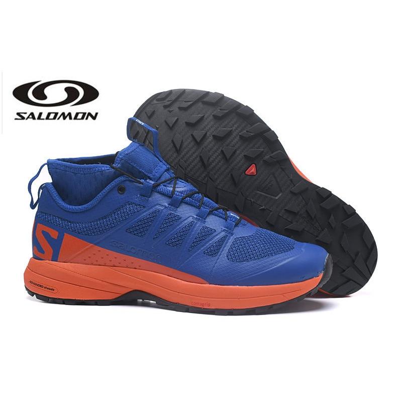 Envío Gratis 2018 Salomon Speed Cross 3 zapatos deportivos de alta ayuda para exteriores, zapatos para correr para hombres, nuevos 6 colores eur 40-46
