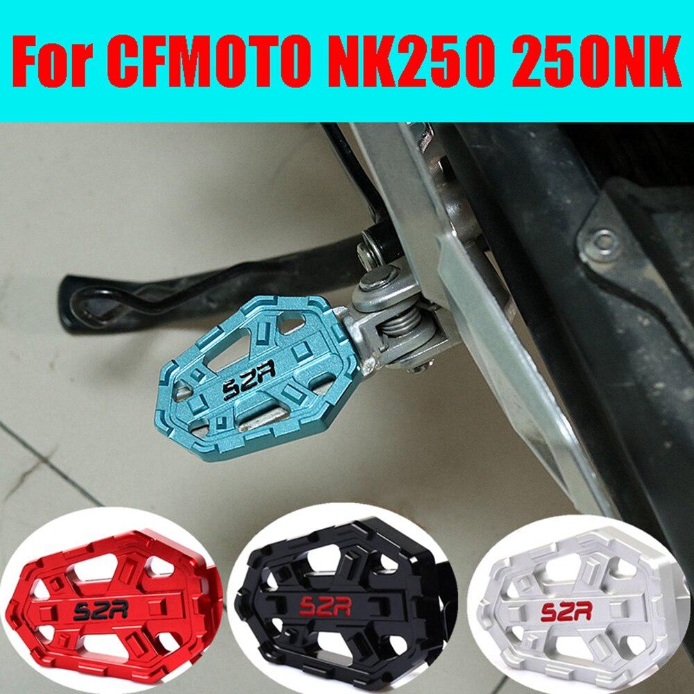 Мотоциклетные аксессуары, передняя подножка, подножки, подножки, педали, подножки для CFMOTO CF NK250 250NK NK 250 NK CF250NK
