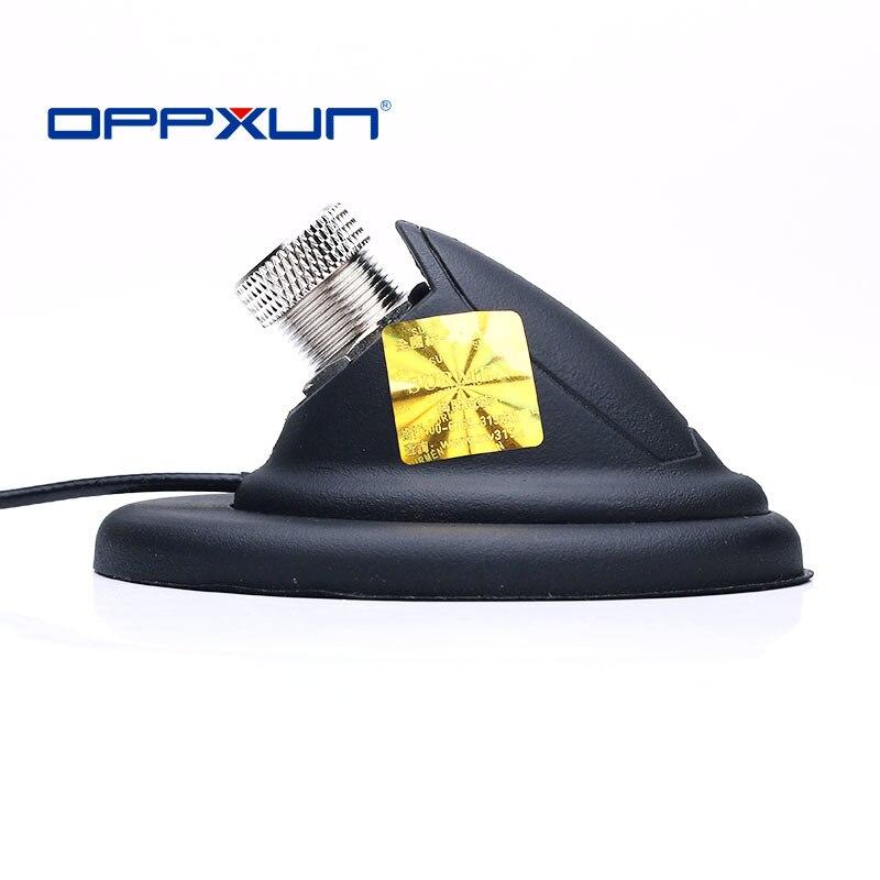 OPPXUN The Original K303 Bevel Antenna Sucker K303B Sucker On-Board Intercom Sucker With 4m-1.5 Wire enlarge
