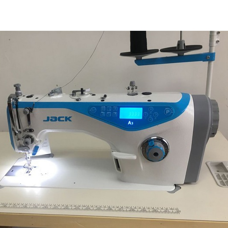 New Jack A2/A3/A4 /A5Talking Industrial Sewing Machine New Computerized Flat Car Lockstitch All-in-one Machine