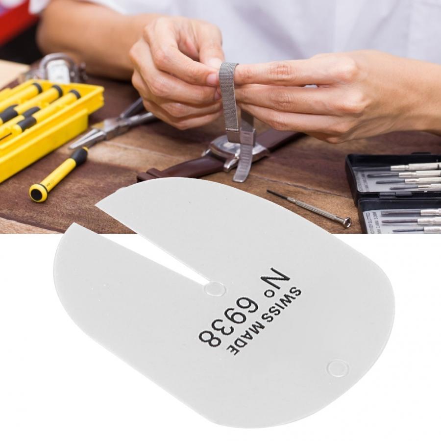 Funda protectora de esfera de reloj profesional para eliminar la reparación del reloj de pulsera herramienta de accesorios de reparación de reloj de pulsera para relojero
