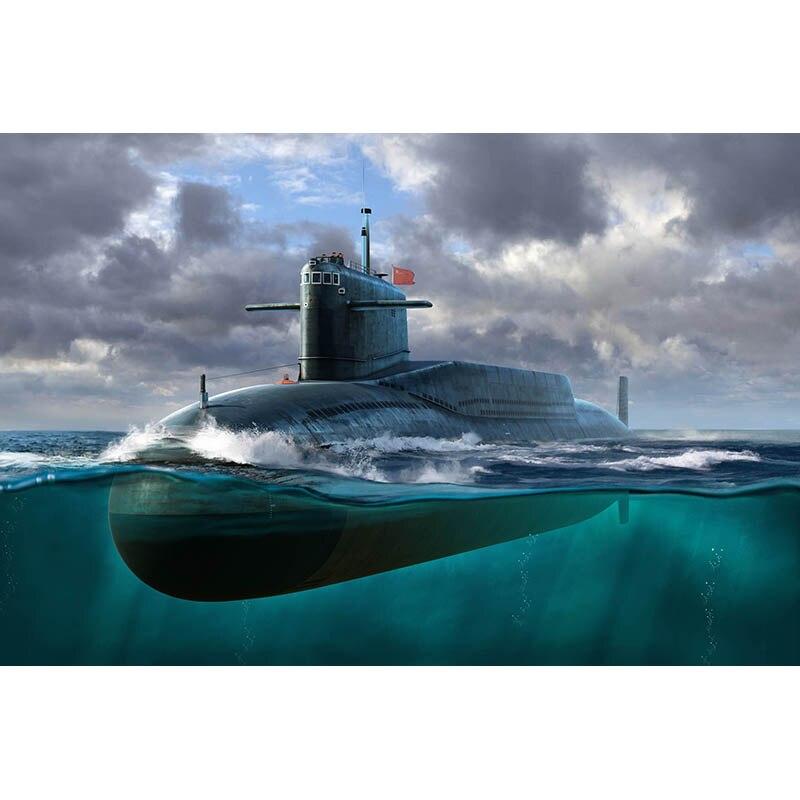 brinquedos trompetes 05910 planejamento 1 144 classe 092 xixa submersa marinha modelo estatico