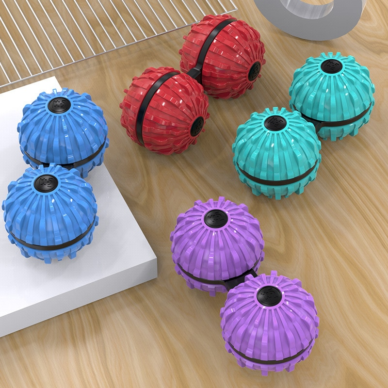 ABS Good Luck Spinner Massage Ball Conjoined Massage Ball Palm Ball Anti Street Adult Toys Gift enlarge