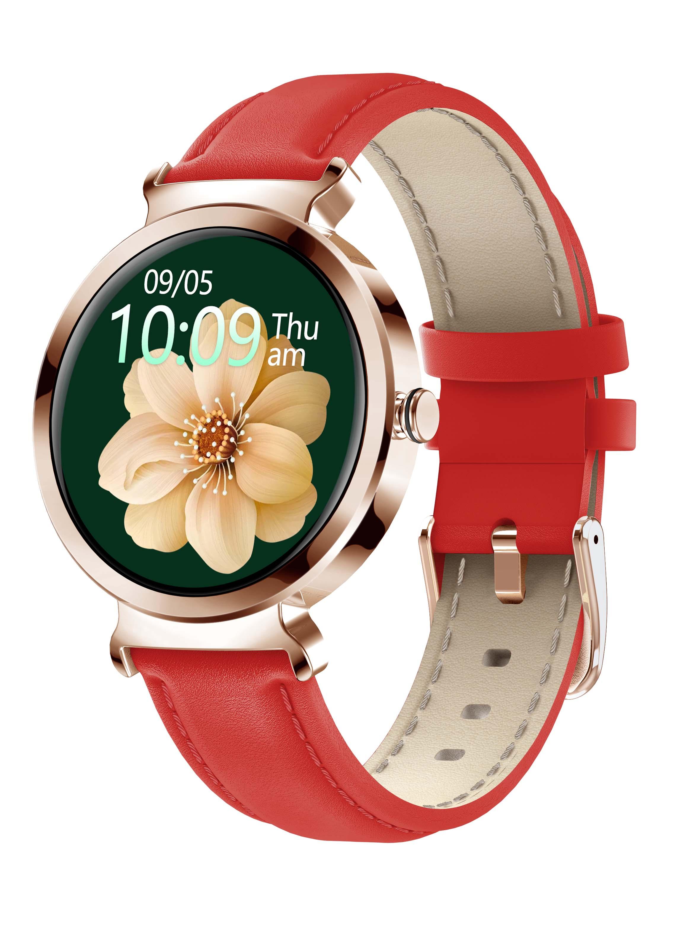 Sensível ao Toque Lembrete de Informações Esporte à Prova Tela Completa Feminino Relógio Inteligente Monitor Pressão Arterial Dwaterproof Água Smartver 2021 X21