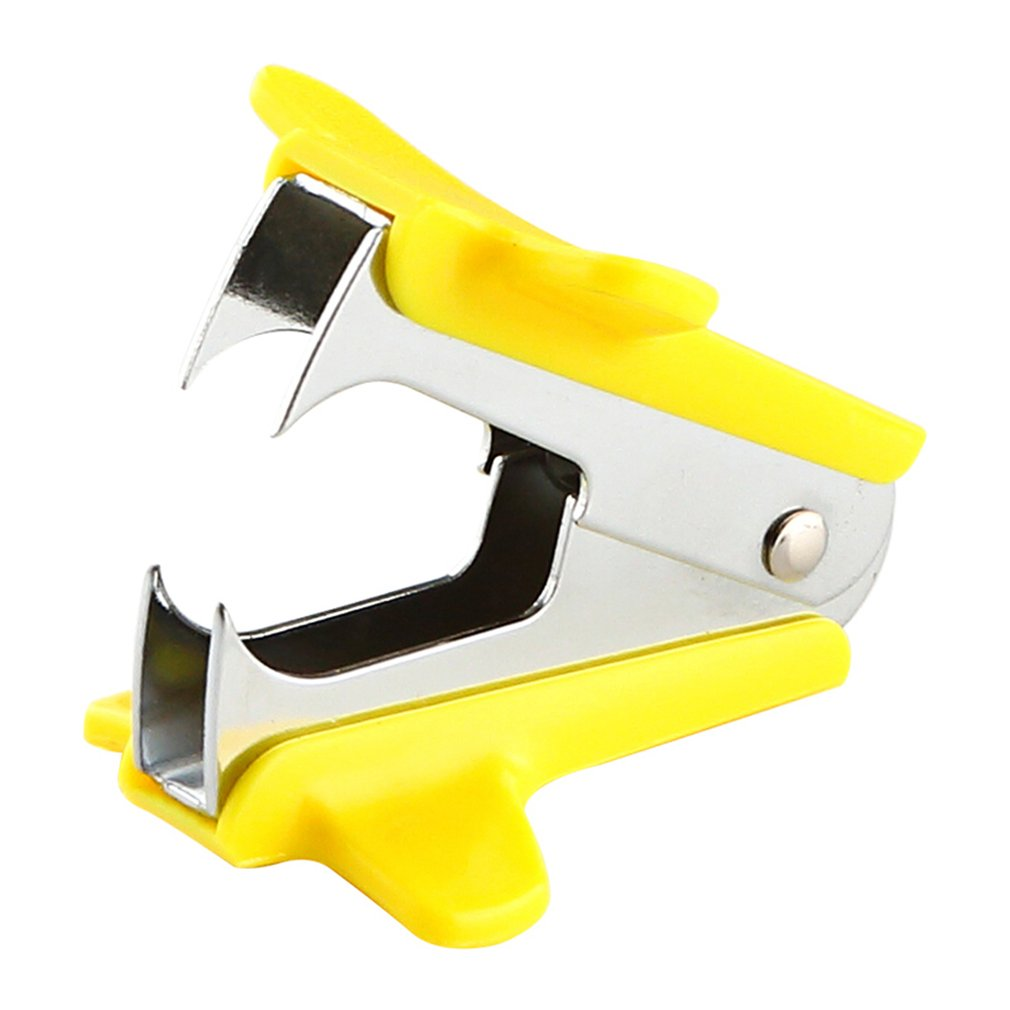 Tianse Staple Remover School Stationery Office Binding Supplies Stapler Supporting Mini Portable Standard Metal 138*60*45mm