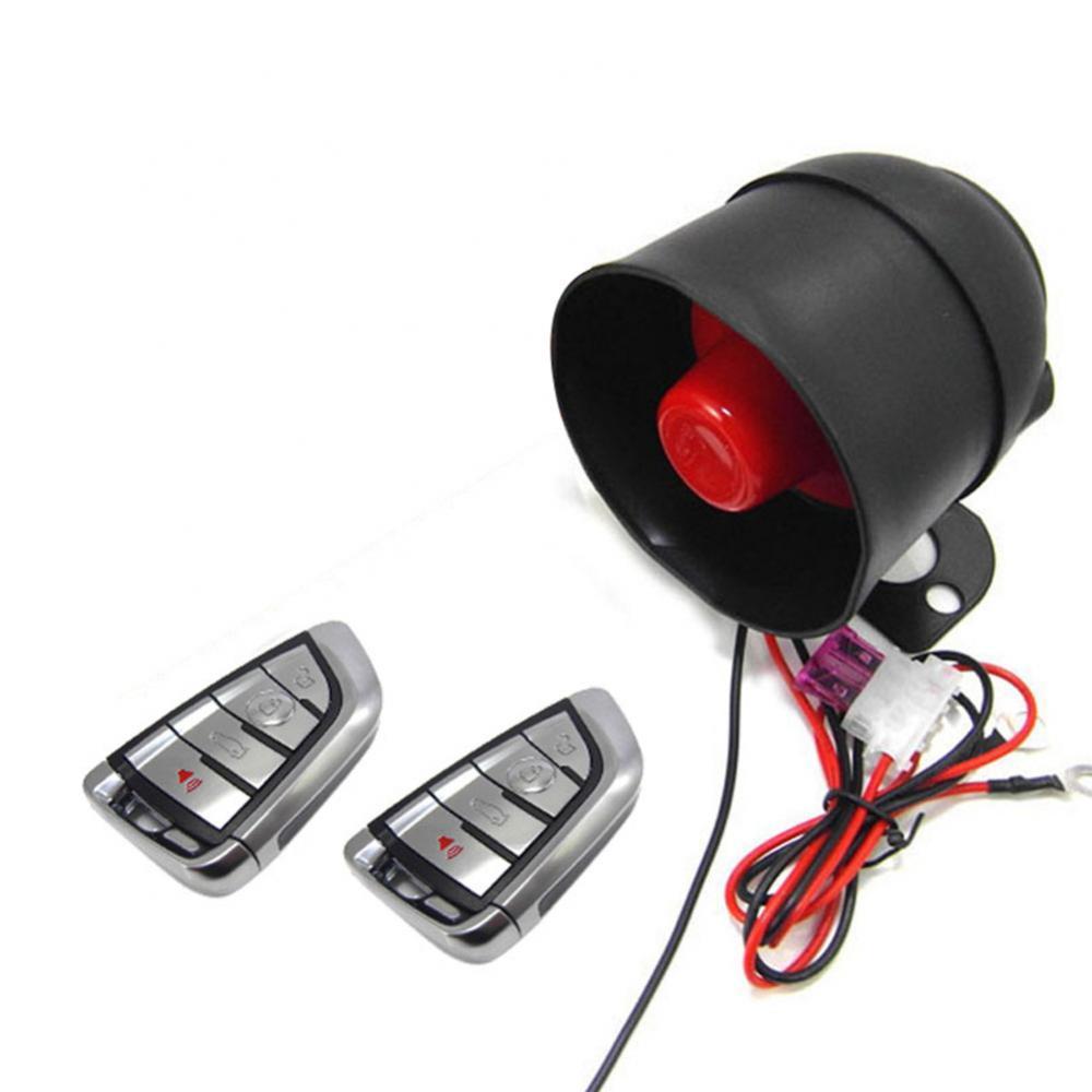810-8131 универсальная вибрационная Автомобильная противоугонная система, Автомобильная сигнализация, аксессуар, автомобильная защита