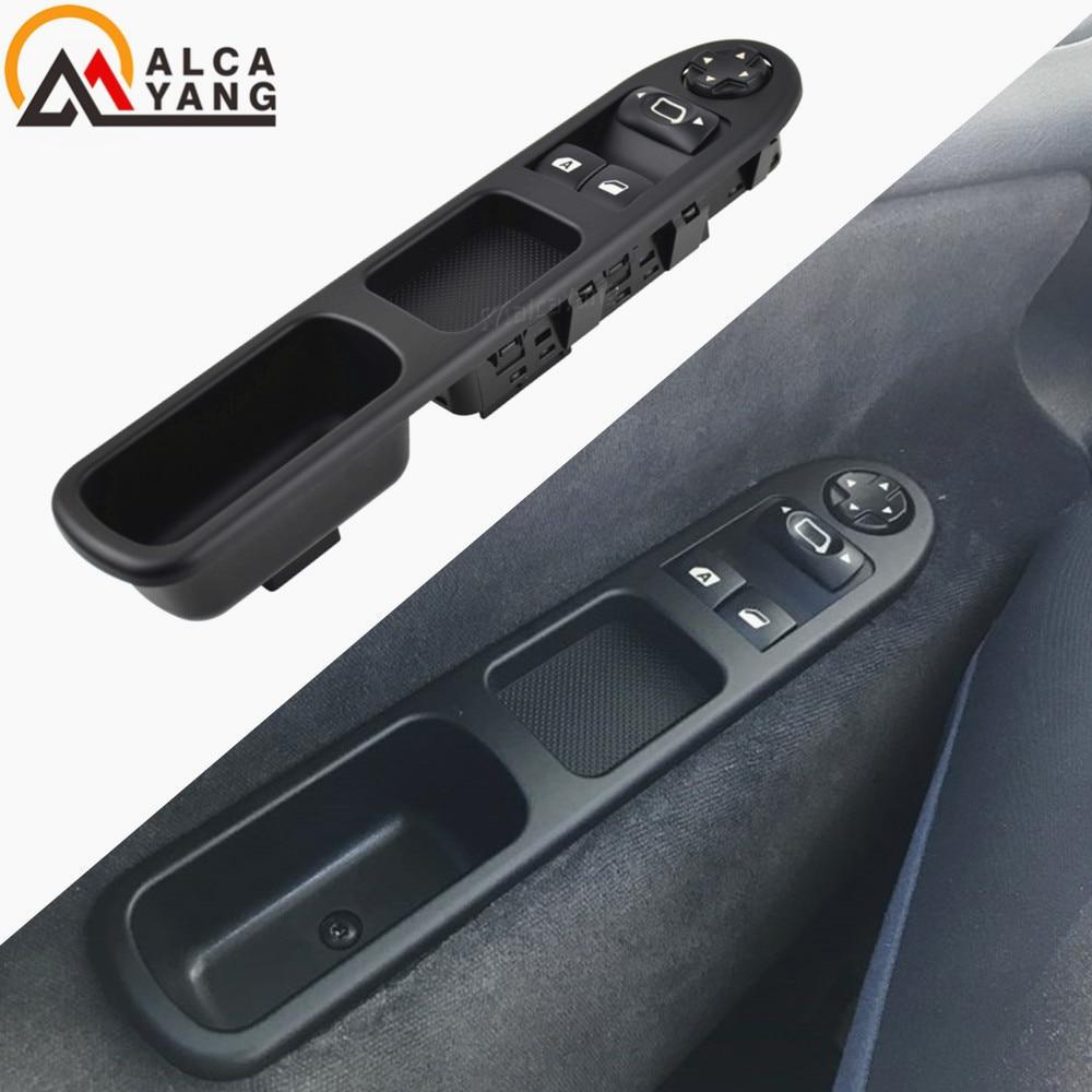 Interruptor de ventana de Control lateral del conductor, alta calidad, para PEUGEOT...