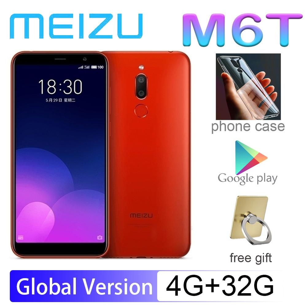 Teléfono Inteligente 98% nuevo MEIZU M6T 4G 32G 5,7