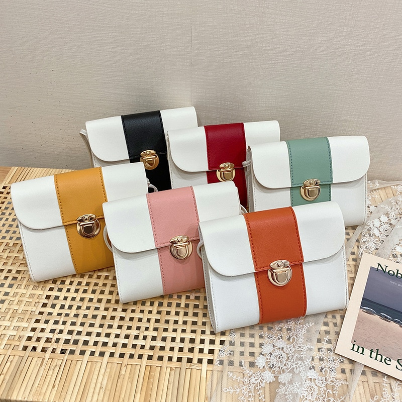 Mini Bags for Women Kawaii Wallet for Cards Money Wallet Coin Wallet Women Cell Phone Bags Big Card Purse Smartphone Wallet