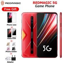 Новый игровой телефон ZTE Nubia RedMagic 5G 6,65