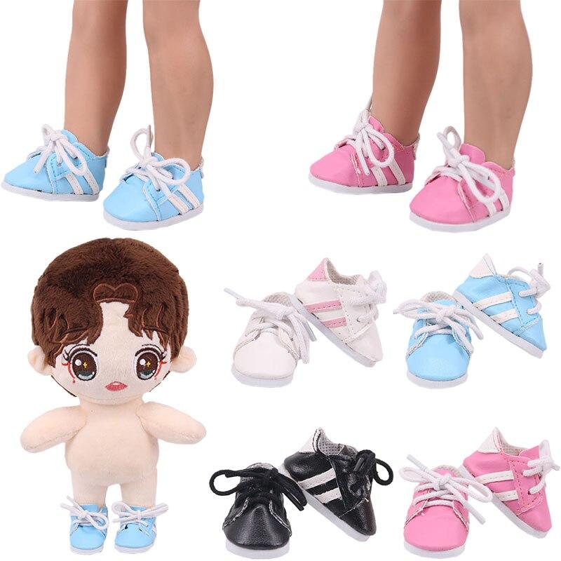 5 cm de longitud 5 encantadores zapatos de muñeca para elegir para 14 pulgadas Wellie Wisher & 30 cm Nancy & 34 cm Paola Reina ropa de muñeca y 14 pulgadas EXO