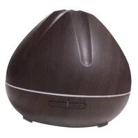 Diffuseur ultrasonique dhuile essentielle et darome de Grain de bois  500ml  pour la maison  ue