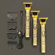 Hair Trimmer Barber Hair Clipper Cordless Hair Cutting Machine Beard Trimmer Shaving Machine Wireles