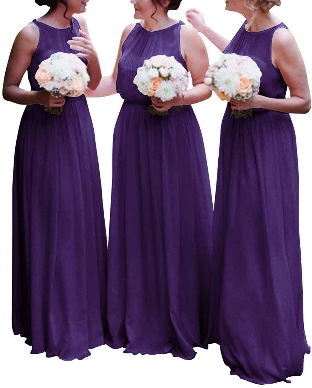 Платья для подружек невесты, вечерние платья, скромные платья для подружки невесты, длинное платье для выпускного вечера, Платья для подруж...