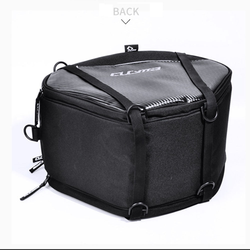 سكوتر حقيبة قاطرة لينة حقيبة فارس حقيبة التخزين دراجة نارية حقيبة حقيبة سرجية للدراجة النارية Tailbag اكسسوارات السيارات 2021