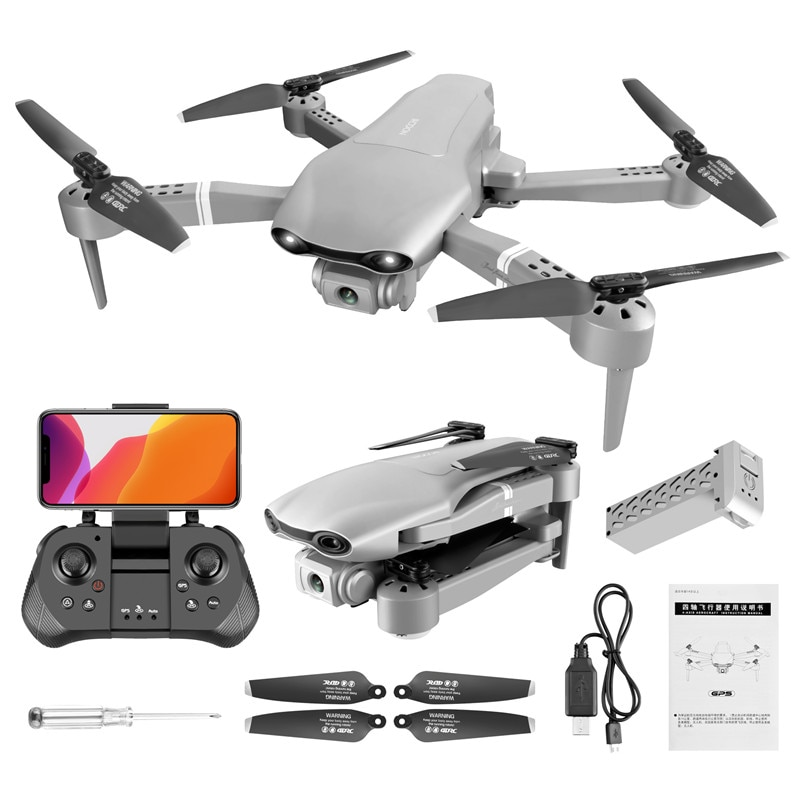 New F3 drone GPS 4K 5G WiFi live video FPV quadrotor flight 25 minutes rc distance 500m drone Profesional HD wide-an dual camera enlarge