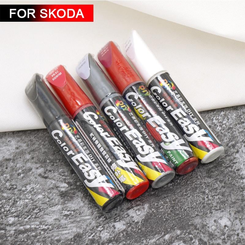 Автомобильные аксессуары, Кузов для ремонта краски для Skoda FABIA SCALA KODIAQ KAROQ KAMIQ SUPERB VRS OCTAVIA RAPID