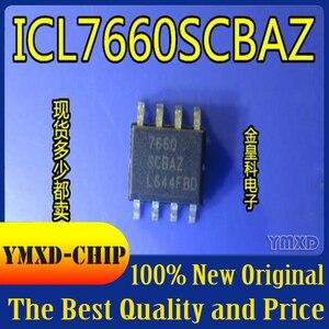 10Pcs/Lot New Original ICL7660SCBA ICL7660SCBAZ 7660S SOP8 Buy In Stock