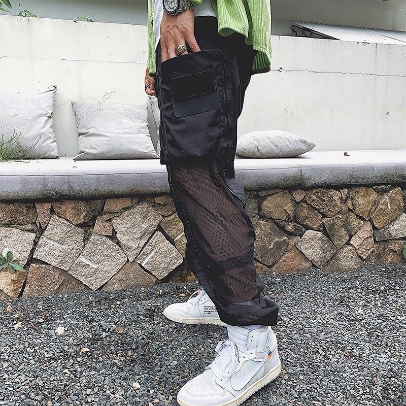 الربيع و الصيف بنطال رجالي غير رسمي عالية الجودة البوصلة موضة ماركة pants غير رسمية فاخرة الرياضة في الهواء الطلق pants غير رسمية 2021