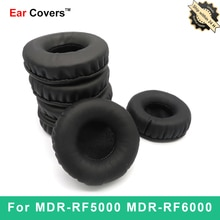 Ear Pads For Sony MDR-RF5000 MDR-RF6000 MDR RF5000 RF6000 Headphone Earpads Replacement Headset Ear