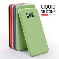 Цветной Мягкий силиконовый чехол для телефона xiaomi pocophone poco x 3 pro x3 nfc m3 f3 чехол pocox3 little poko x 3 coque funda