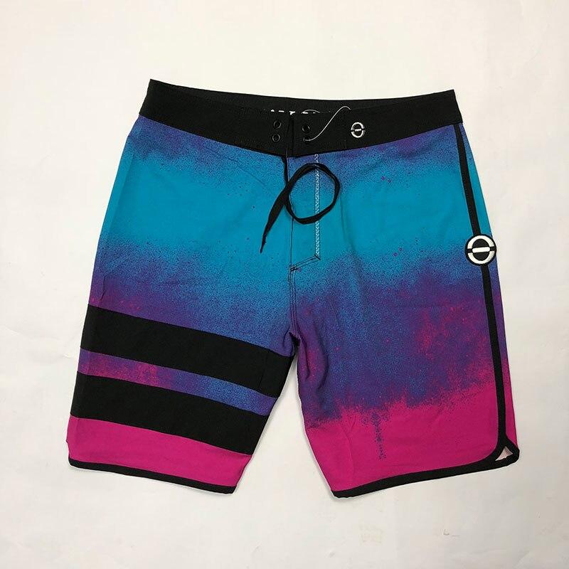 Envío Directo, pantalones cortos impermeables personalizados de LICRA elastano para hombres, Bermudas, pantalones cortos de playa, pantalones cortos de playa N312