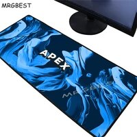 mrgbest csgo gaming mouse pad computer gamer large lockedge game rubber no slip mousemat anime for pc laptop 90x4080x30mm dota2