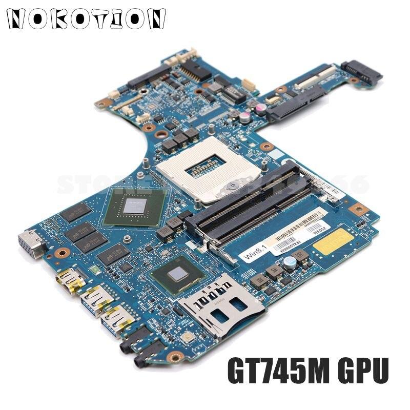 NOKOTION H000057230 VGSG_GS MB الرئيسية مجلس لتوشيبا P50T-A P50 P55 اللوحة المحمول DDR3L GT745M GPU