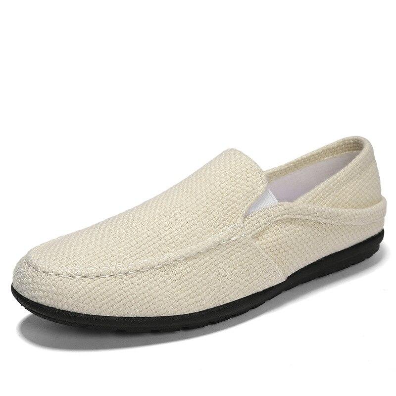 Mocassini estivi in pelle 2021 nuovi mocassini alla moda da uomo alla guida di scarpe Casual da uomo