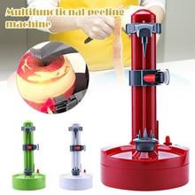 Electric Automatic Peeler Multifunctional Potato Fruit Orange Peeling Machine VJ-Drop