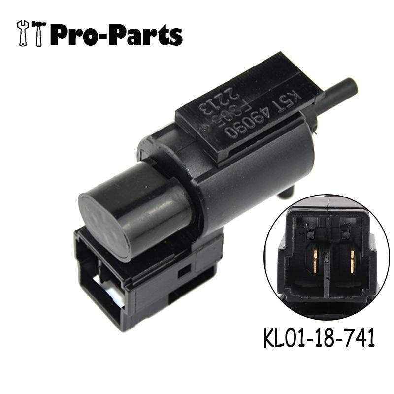Válvula de conmutación de solenoide de vacío KL01-18-741 EGR para coche, para...